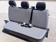 VW T6 Doka Sitzbank hinten