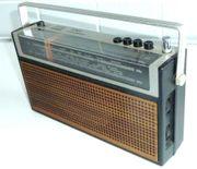 Kofferradio - ITT Schaub Lorenz - TINY