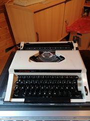 Alte Schreibmaschine Privileg 150T