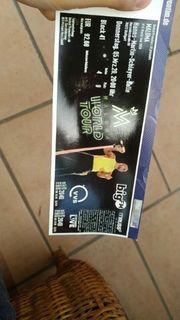 Ticket Maluma Konzert