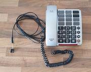 Haustelefon mit großen Tasten Audioline
