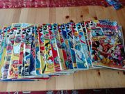 Micky Maus Comics Jahrgang 1999