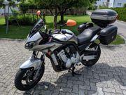 Yamaha Fazer Motorrad