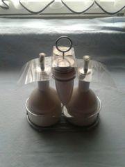 Manage Tischset für Öl Essig