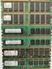 diverse Speicher RAM Riegel 128MB
