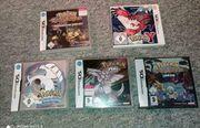 Pokemon Nintendo DS 3DS Spiele