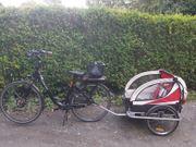 Winora C2 E-Bike mit Kiki