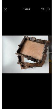 Antike Holzbilderrahmen