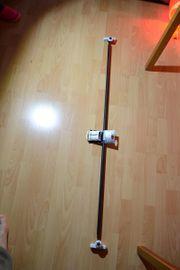 Stange für Duschvorhang inklusive Halteösen