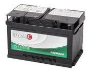 Autobatterie 12V 60Ah 600A Top