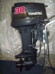 Außenborder 30 PS Tohatsu