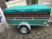 Saris PKW Anhänger 750 kg