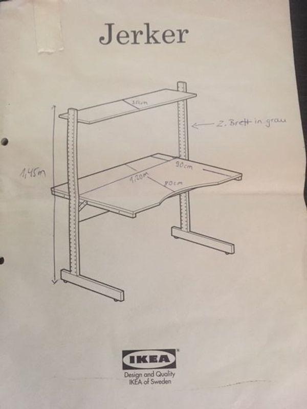 Schreibtische IKEA Jerker
