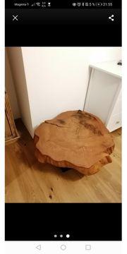 Beistelltisch Baumscheibe