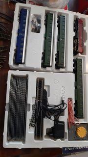 Modellbahn-Set Gleichstrom H0 1 87