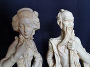 Vintage chinesische Ehepaar