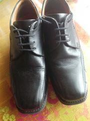 Schuhe Lederschuh Gr 37