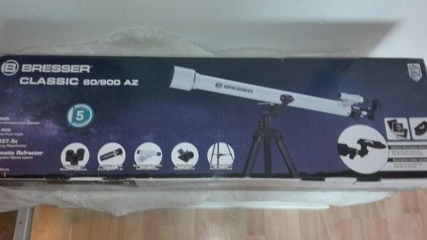 Teleskop BRESSER CLASSIC 60 900