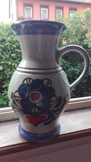 schöne dekorative Vase