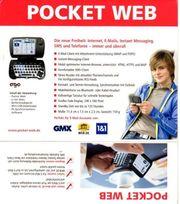 Pocket Web - der Vorläufer des