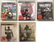 Playstation 3 Spielepaket