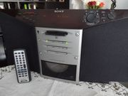 Sony ZS-M7 CD MD Player