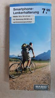 Smartphone Lenkerhalterung Fahrrad Roller Neu