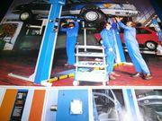 Kfz-Werkstatt 200 qm 3x Hebebühne