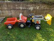 Trettraktor Spielzeugtraktor Traktor
