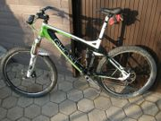 Moutainbike Fullsuspension Ghost AMR Lector