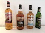 41 Flaschen Spirituosen Schnaps Whiskey