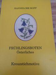 Kreuzstich - Stickereien Anleitungen und Vorlagen