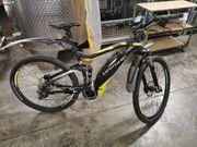 haibike e-bike fully