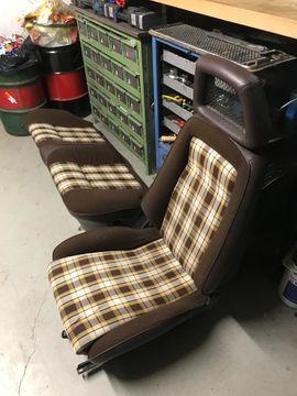 Innen- und Zusatzausstattung - Autositze