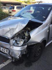 Unfall Chevrolet Aveo