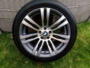 Verkaufe Komplettradsatz BMW M Doppelspeiche
