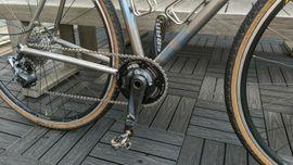 Custom Titanium Stinner CX Bike -: Kleinanzeigen aus Neresheim Eichplatte - Rubrik Mountain-Bikes, BMX-Räder, Rennräder