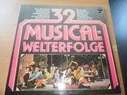 32 MUSICAL WELTERFOLGE Doppel LP