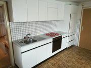 Küche Küchenzeile u Eckverbau