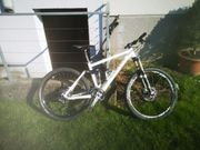 Canyon Carbon Fully Mountainbike