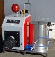 Süßmost Pasteur PK550 RWT mit