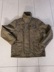 G-Star Jacke Farbe oliv Größe