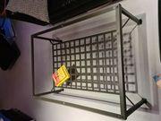 Couch-Tisch Granas Ikea - Metall Glas