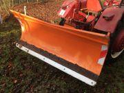 Schneeräumschild 180cm hydraulisch schwenkbar für