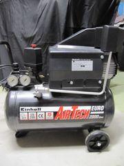 8 bar Kompressor 24 Liter