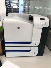Farblaser HP CP-3525x