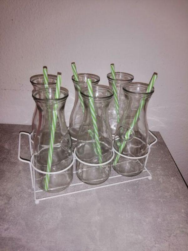 Softdrink Gläser