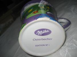 Sonstige Sammlungen - Milka Ostern Osterbecher Edition Nr
