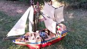 Playmobil Piratenschiff