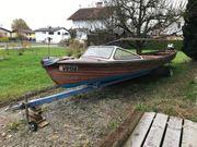 Bodensee Gondel Motorboot